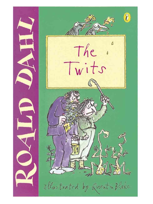 1991 edition of Roald Dahl's The Twits
