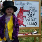 Roald Dahl's Marvellous Children's Charity at the Urdd Eisteddfod festival