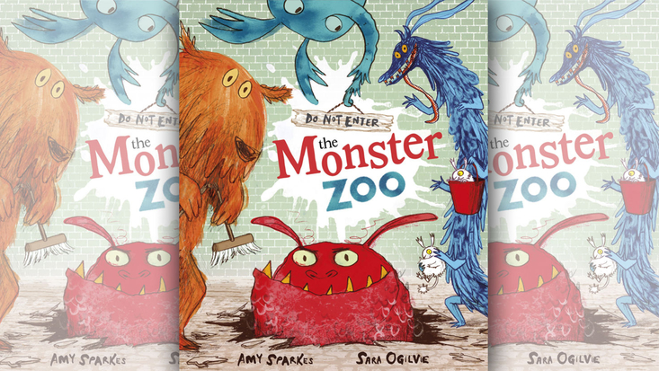 Amy Sparks, Monster Zoo