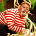 Philip Wiegratz as Augustus Gloop, from Charlie and the Chocolate Factory on Blu-ray™ and DVD