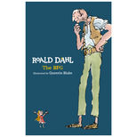 The BFG by Roald Dahl - hardback book