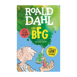 The BFG by Roald Dahl - paperback book