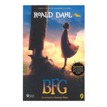 The BFG by Roald Dahl - film cover edition