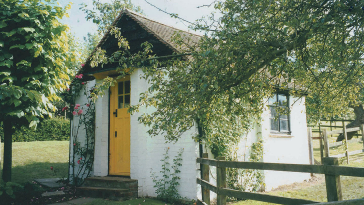 Roald Dahl's Writing Hut