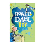 Boy, Tales of Childhood paperback book by Roald Dahl
