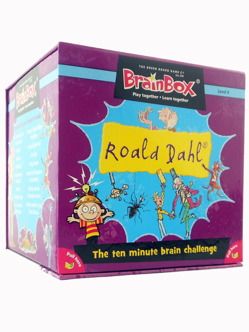 The Roald Dahl Brainbox Challenge