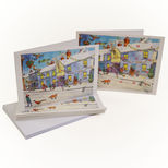 Roald Dahl Museum Christmas Card and Advent Calendar Pack