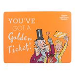 Charlie and the Chocolate Factory placemat