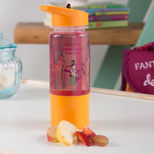 Roald Dahl's Charlie and the Chocolate Factory Hydration Bottle and Snack Pot fruit