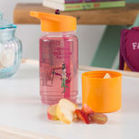 Roald Dahl's Charlie and the Chocolate Factory Hydration Bottle and Snack Pot juice