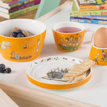 Charlie and the Chocolate Factory Breakfast Set lifestyle