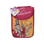 Charlie and the Chocolate Factory Lunch Bag label