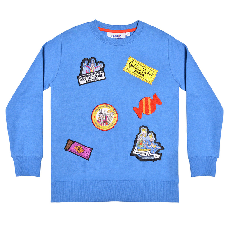Charlie and the Chocolate Factory Children's Sweatshirt