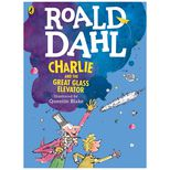 Charlie and the Great Glass Elevator large colour paperback