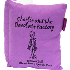 Charlie and the Chocolate Factory cushions