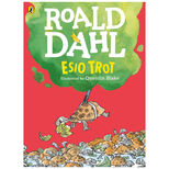 Roald Dahl's Esio Trot - large colour paperback book