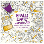 Roald Dahl's Marvellous Colouring Book Adventure