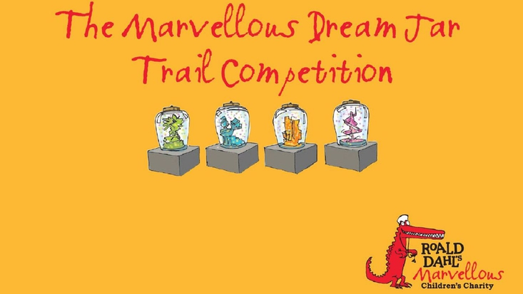 The Marvellous Dream Jar Trail Competition