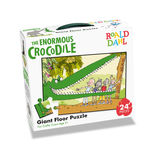 The Enormous Crocodile Giant Floor Puzzle