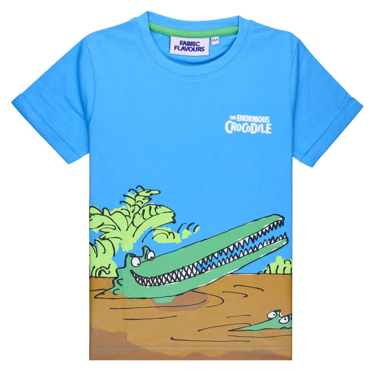 The Enormous Crocodile T-Shirt