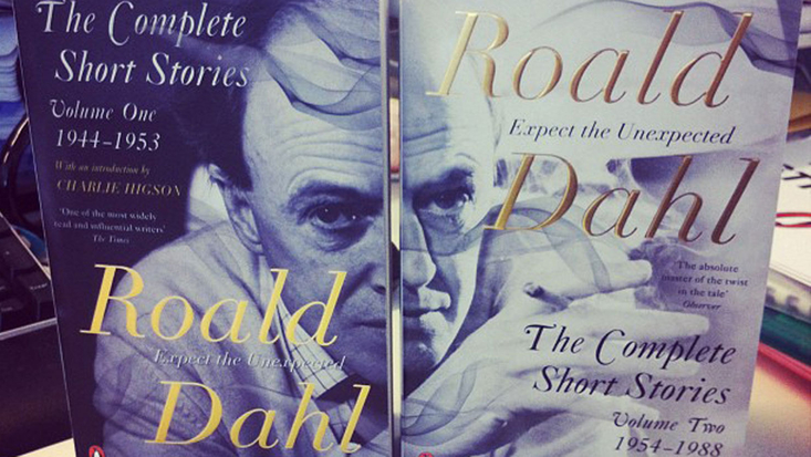 The Complete Short Stories of Roald Dahl