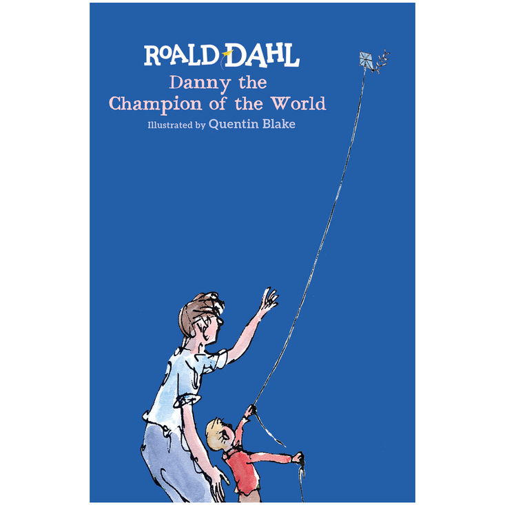 Danny the Champion of the world - hardback book