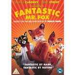 Fantastic Mr Fox DVD
