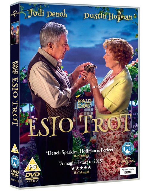 Buy Roald Dahl's Esio Trot, starring Dame Judi Dench and Dustin Hoffman, on DVD
