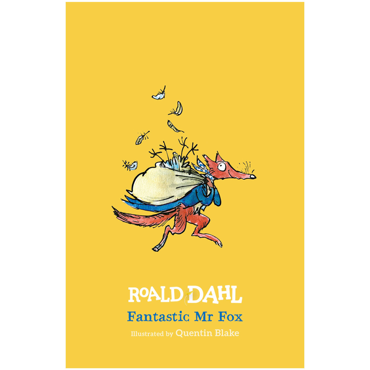Roald Dahl's Fantastic Mr Fox by Roald Dahl - hardback book