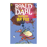 Fantastic Mr Fox by Roald Dahl - paperback book