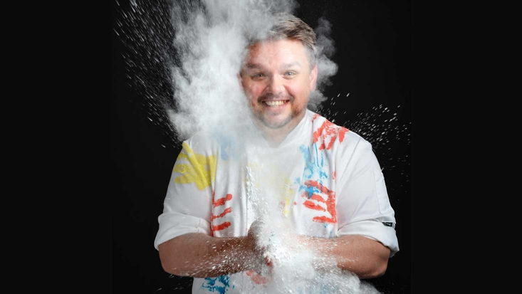 Glenn Cosby, Great British Bake Off