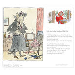 Little Red Riding Hood Revolting Rhymes print