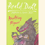 Hardback edition of Roald Dahl's Revolting Rhymes, illustrated by Quentin Blake