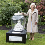 HRH Duchess of Cornwall and her dream jar