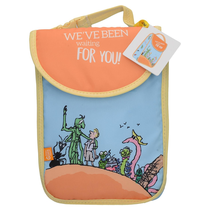 James and the Giant Peach lunch bag
