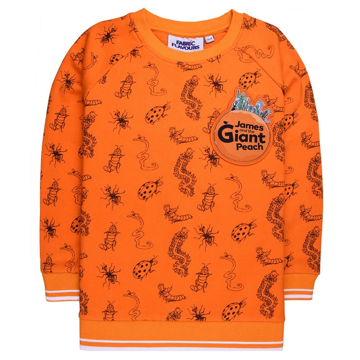 James and the Giant Peach sweatshirt