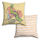 James and the Giant Peach Centipede Cushion
