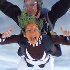 The World's First Oompa-Loompa Skydive, in aid of Roald Dahl's Marvellous Children's Charity
