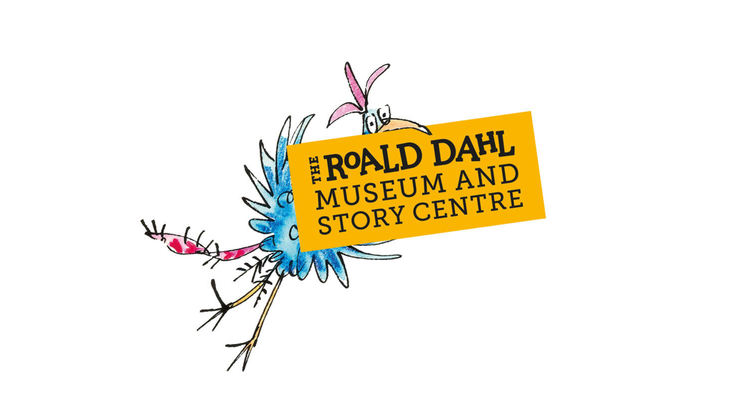 The Roald Dahl Museum and Story Centre logo