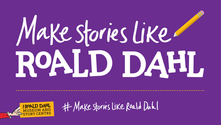 Make Stories Like Roald Dahl