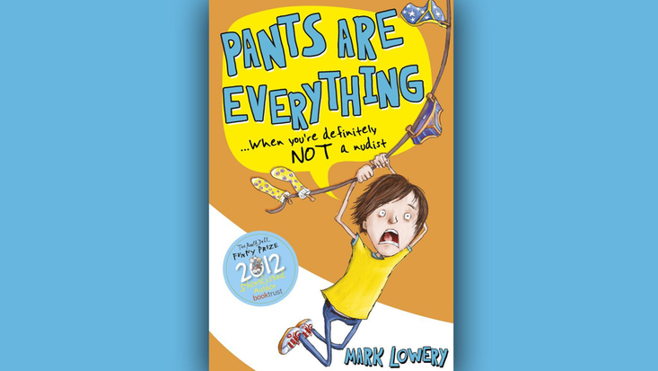 Mark Lowery's book 'Pants Are Everything'