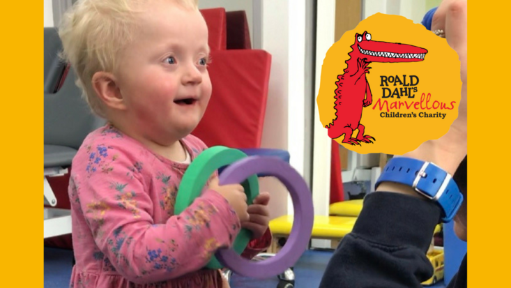 Marvellous Family Grant Helps Evie-Jean