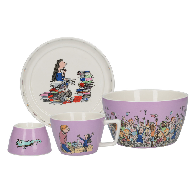 Matilda Breakfast Set