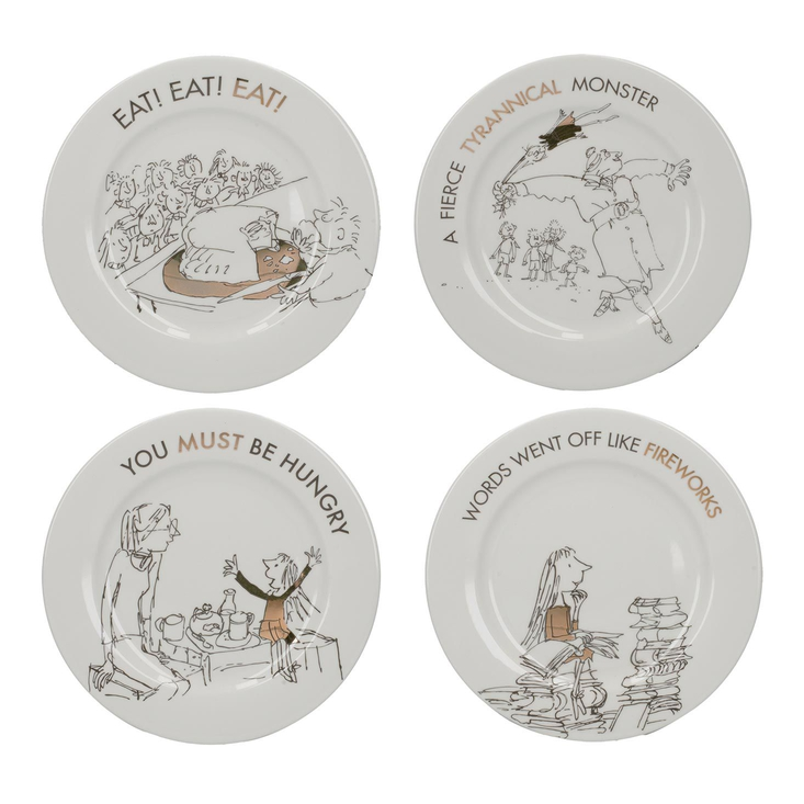 Matilda Side Plates