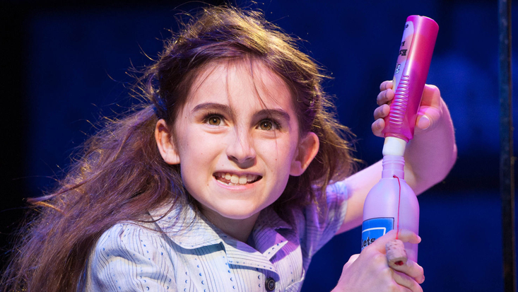 The RSC's musical adaptation of Roald Dahl's Matilda opens in Sydney in 2015