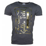 Roald Dahl Golden Ticket mens tshirt