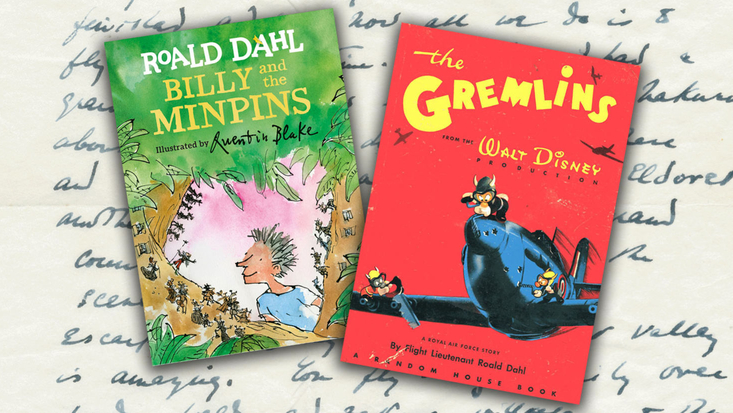 The Gremlins and The Minpins by Roald Dahl