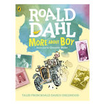 More About Boy by Roald Dahl - large paperback