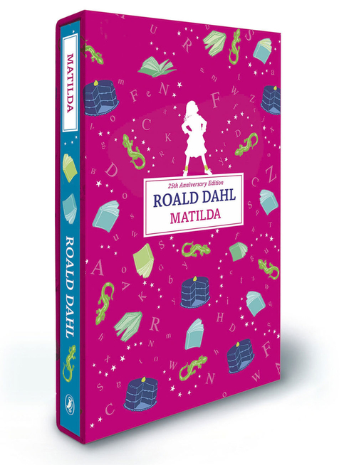 25th Anniversary Edition of Roald Dahl's Matilda