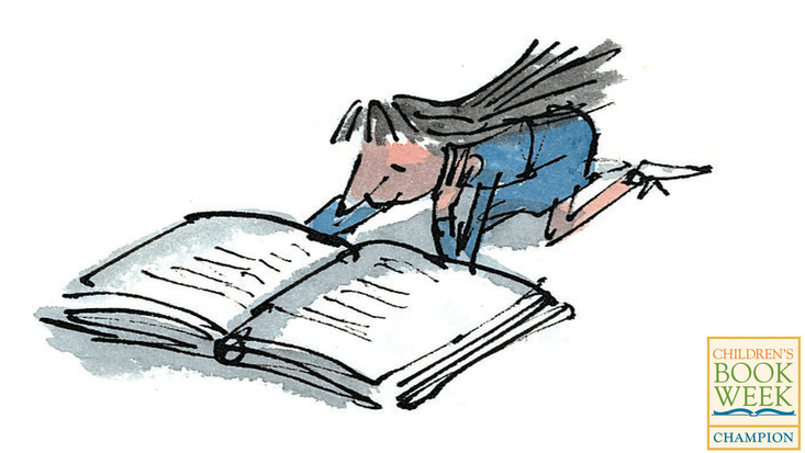 Roald Dahl's Matilda Wormwood, illustrated by Sir Quentin Blake